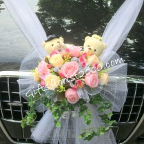 Wedding Car Dcor