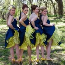 Wedding Detail Spy Fifties Retro