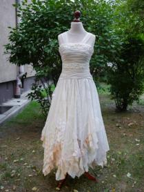 Wedding Dress Upcycled