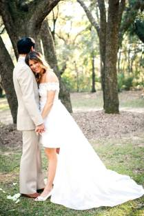 Wedding Dress With Boots Ask Maggie With Cowboy Rustic Chic My
