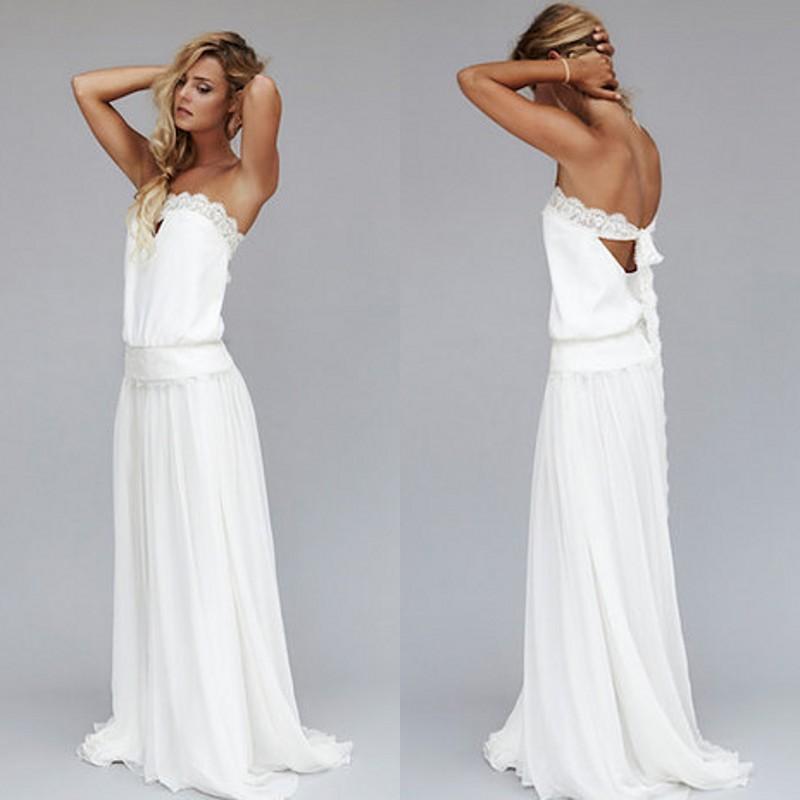 Ocean Themed Wedding Dress