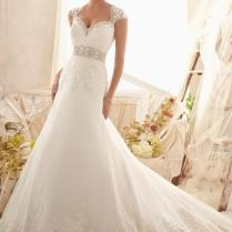 Wedding Gowns With Removable Sleeves