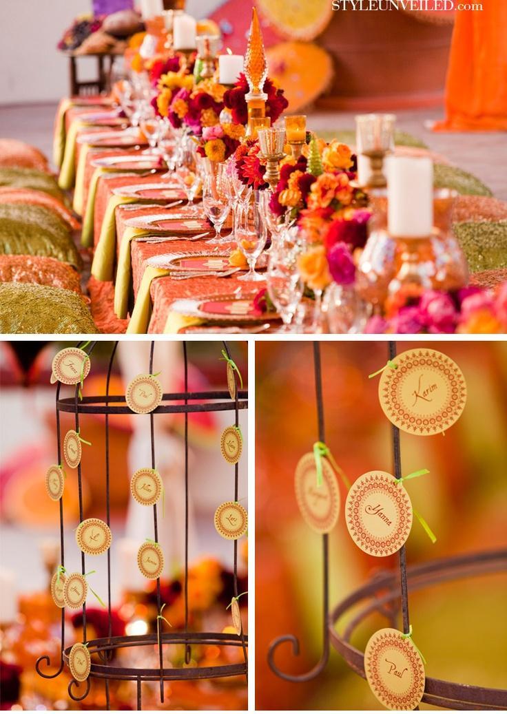 Moroccan Themed Weddings