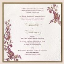 Wedding Invitation Card Design Wedding Card Invitation Design