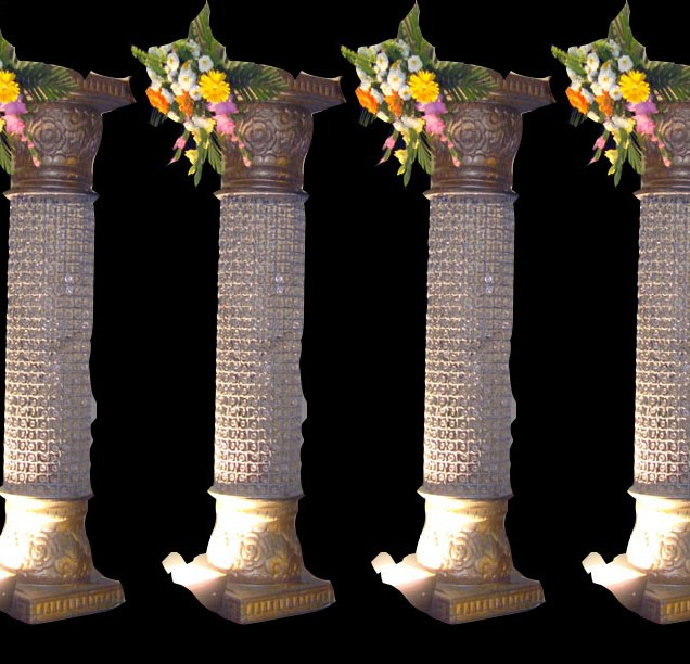 Wedding Mandaps Stage Pillars And Indian Wedding Accessories