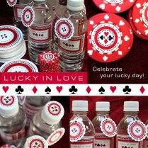 Wedding, Poker Chips And Water Bottles On Emasscraft Org