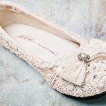 Wedding Shoes For The Bride Pregnant