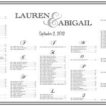 Wedding reception seating chart template wedding table seating plan template 2016 pronofoot35fo Gallery
