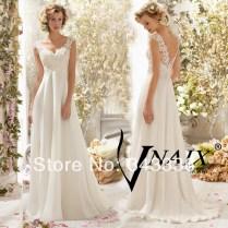 Western Style Casual Wedding Dresses