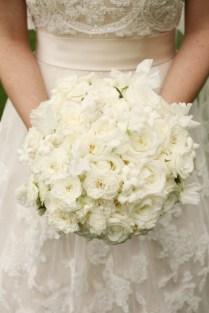 White Rose Bouquet Ideas