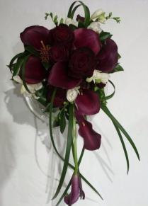 White Weddings, Centerpiece Wedding Flower Arrangements And