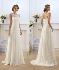 Wholesale Empire Wedding Dresses