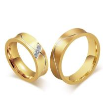 Wholesale Gold Engagement Ring Designs For Couple