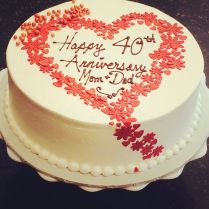 1000 Ideas About Anniversary Cakes On Emasscraft Org
