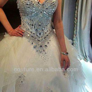 1000 Ideas About Bling Wedding Dresses On Emasscraft Org