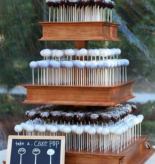 1000 Ideas About Cake Pop Stands On Emasscraft Org