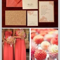 1000 Ideas About Coral Gold Weddings On Emasscraft Org