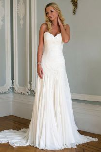 1000 Ideas About Drop Waist Wedding Dress On Emasscraft Org
