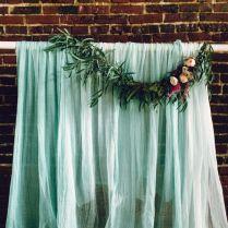 1000 Ideas About Fabric Backdrop Wedding On Emasscraft Org