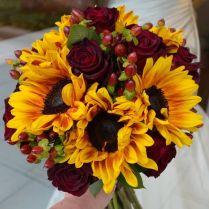 1000 Ideas About Fall Sunflower Weddings On Emasscraft Org