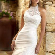1000 Ideas About Halter Wedding Dresses On Emasscraft Org