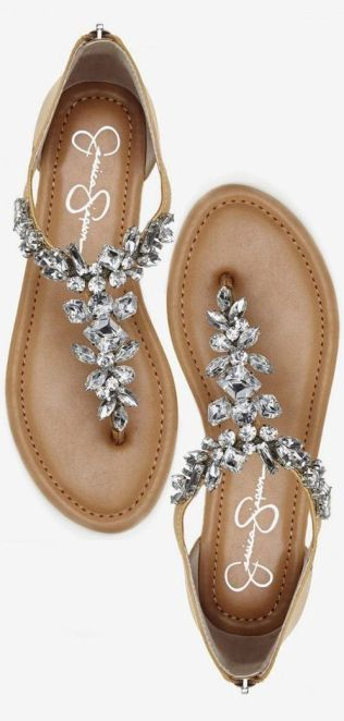 1000 Ideas About Jeweled Sandals On Emasscraft Org