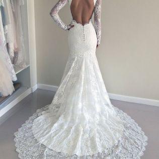 1000 Ideas About Open Back Wedding Dress On Emasscraft Org