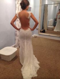 1000 Ideas About Open Back Wedding Dress On Emasscraft Org