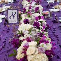 1000 Ideas About Purple Wedding Centerpieces On Emasscraft Org