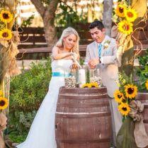 1000 Ideas About Rustic Sunflower Weddings On Emasscraft Org