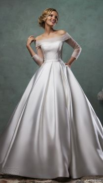 1000 Ideas About Satin Wedding Dresses On Emasscraft Org