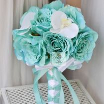 1000 Ideas About Teal Wedding Flowers On Emasscraft Org