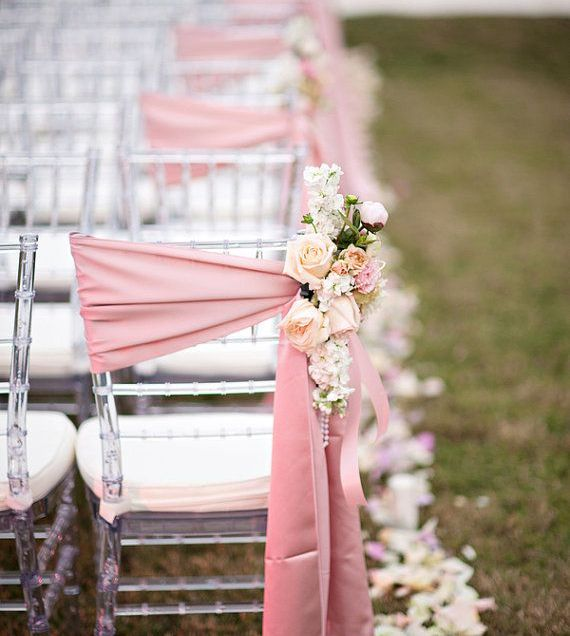 1000 Ideas About Wedding Chair Bows On Emasscraft Org