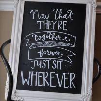 1000 Ideas About Wedding Chalkboards On Emasscraft Org