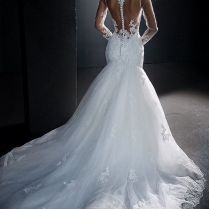 1000 Ideas About Wedding Dresses Mermaid Style On Emasscraft Org