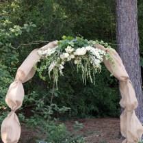 1000 Ideias Sobre Burlap Wedding Arch No Emasscraft Org