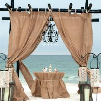 1000 Images About Beach Wedding Ceremony Ideas (decor) On