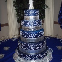 1000 Images About Blue And Silver Wedding On Emasscraft Org
