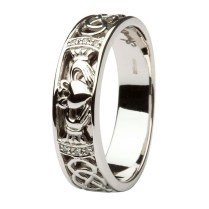 1000 Images About Claddagh Wedding Rings On Emasscraft Org