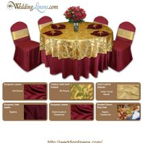 1000 Images About Gold Burgundy Table Decorations On Emasscraft Org