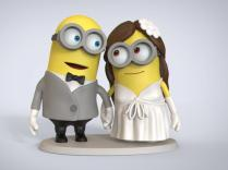 1000 Images About Minion Cake Toppers (oh Yes!) On Emasscraft Org
