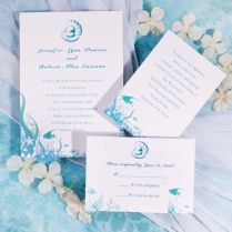 1000 Images About New England Aquarium Wedding Invitations On