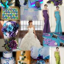 1000 Images About Plum Purple And Turquoise Wedding On Emasscraft Org
