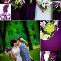 1000 Images About Purple & Green Wedding On Emasscraft Org