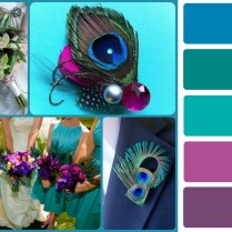 1000 Images About Purple Turquoise Wedding Ideas On Emasscraft Org
