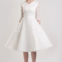 1000 Images About Short And Tea Length Wedding Dresses On