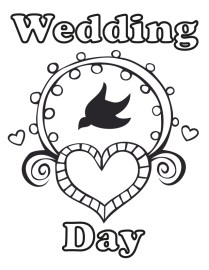 1000 Images About Wedding Coloring Book On Emasscraft Org
