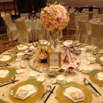 10 Best Images About Gold Pink Wedding Theme On Emasscraft Org