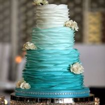 10 Planning Ideas For A Teal Wedding