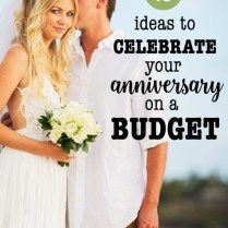 15 Ideas To Celebrate Your Anniversary On A Budget
